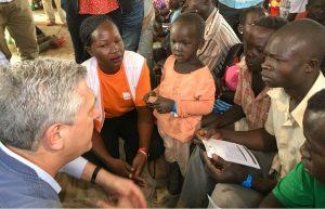 גרנדי באוגנדה. צילום: טוויטר