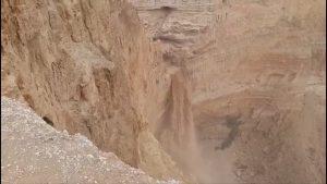 שיטפון בכביש הערבה (90)