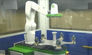 רובוט קורונה