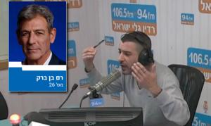 השחתה ברשות האוכלוסין בתל-אביב. צילום: דוברות המשטרה