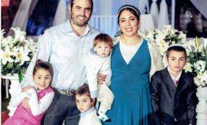 משפחת ליפניק. צילום: באדיבות המשפחה