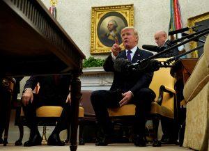נשיא ארצות הברית דונלד טראמפ. צילום: רויטרס