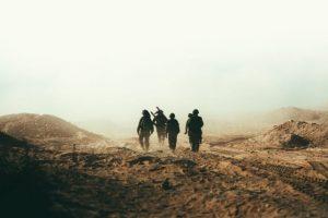"""חיילי צה""""ל בגבול לבנון. צילום: פלאש 90"""