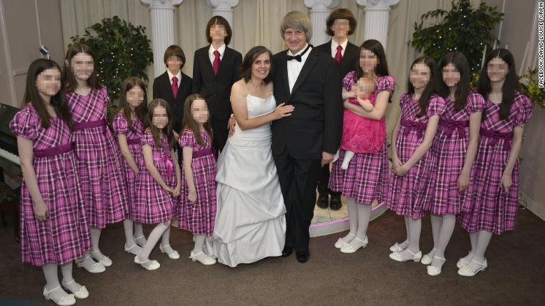 משפחת טרפין. צילום מתוך פייסבוק