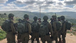 """בניין התחנה הצבאית גלי צה""""ל ביפו. צילום: פלאש 90"""