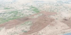 אברהים אבו-תוריא, הפלסטיני קטוע הרגליים במהלך ההתפרעות בגבול הרצועה