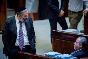 שר הביטחון אביגדור ליברמן. צילום: יונתן זינדל, פלאש 90