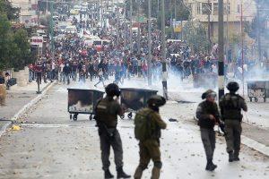 כוחותינו בחברון. צילום: דוברות המשטרה