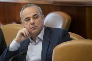 יונה יהב ראש עיריית חיפה. צילום: פלאש 90