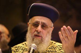 הסתיימה פגישתם של הרב הראשי לישראל וממונה הקורונה הלאומי