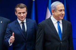 נתניהו שוחח עם נשיא צרפת: ״אם חיזבאללה ייצרו משבר עם ישראל בחסות המדבר בלבנון – טעות גדולה״