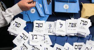 מדינת ישראל דוהרת לבחירות