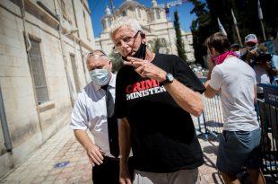 פרסום ראשון: משטרת ישראל פתחה בחקירה כנגד פעיל השמאל הקיצוני ישי הדס