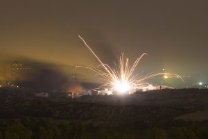 כוחותינו תוקפים מהאוויר מטרות טרור בעזה. צילום ארכיון: רויטרס