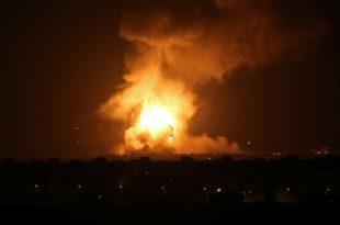 """לילה נוסף של מתיחות בצפון: צה""""ל תקף בסוריה"""