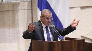 """ח""""כ סלאח סעד. צילום: אתר הכנסת"""