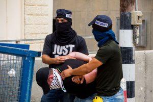 מעצר. צילום: דוברות המשטרה