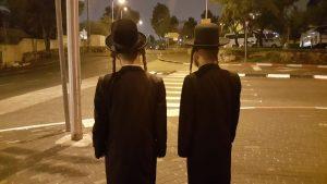 היהודים שהותקפו. צילום: חוננו