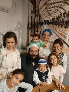 """הרב רזיאל שבח הי""""ד. צילום: באדיבות המשפחה"""