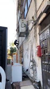 הפגנה בשכם למען שחרורה של עאהד תמימי. צילום: פלאש 90