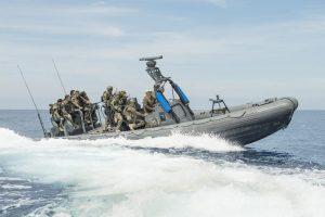 """תרגיל זרוע חיל הים. צילום: דובר צה""""ל"""