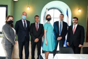 ישראל ובחריין חתמו על מזכר לשיתוף פעולה תיירותי