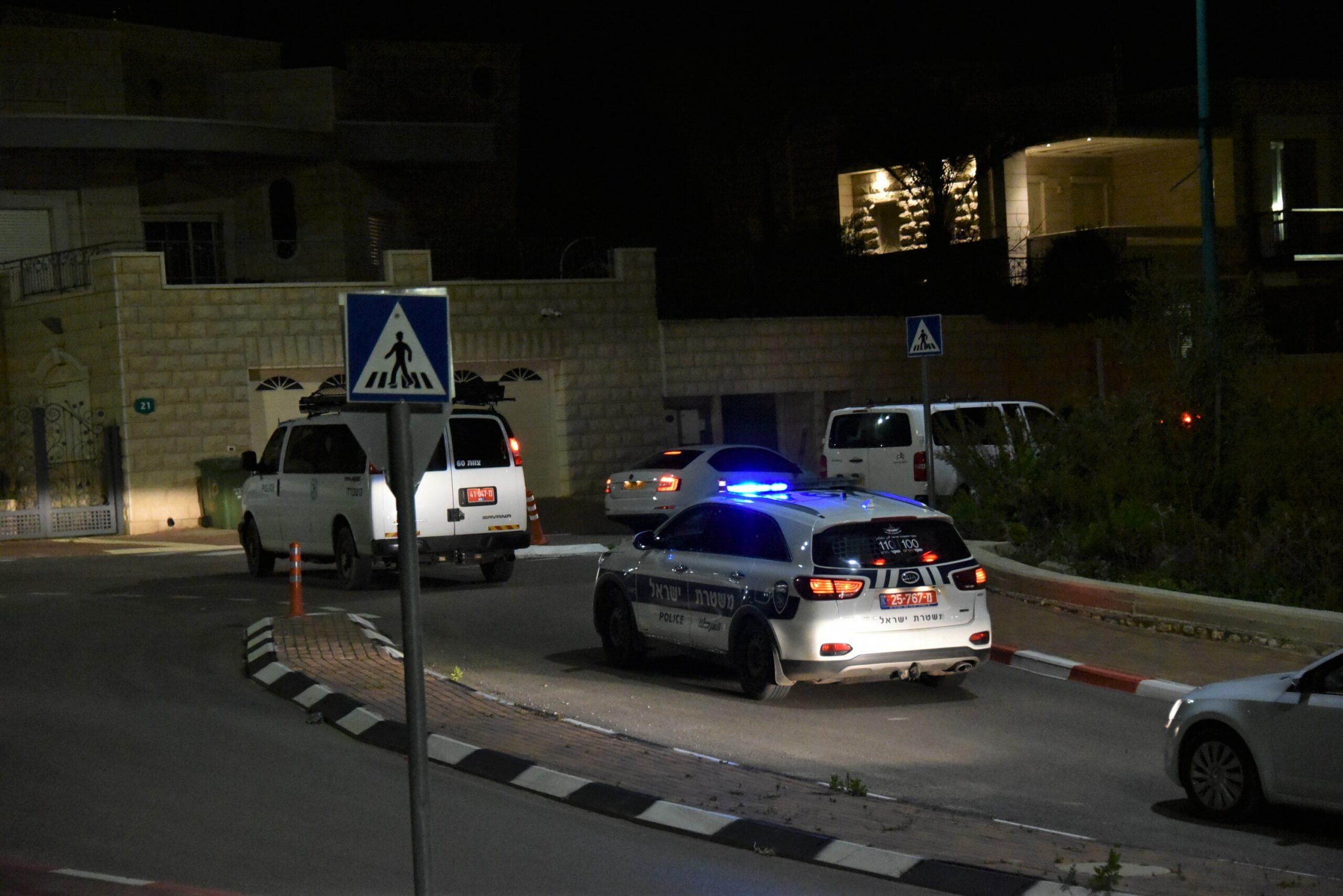 נער בדואי נעצר לאחר שעל פי החשד ביצע ירי ברהט