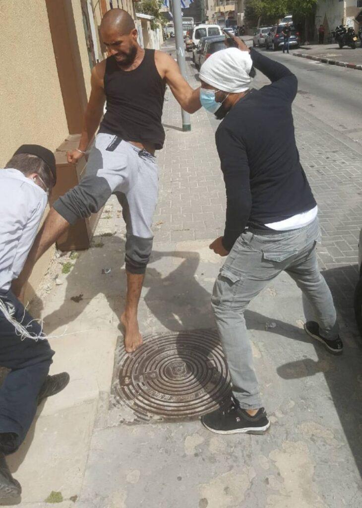 תושבי יפו היהודים מספרים על האלימות הגוברת